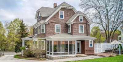 Property Spotlight: An Antique Woburn Craftsman Filled With Love