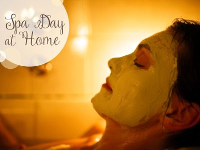 4 Wonderful Ways to Pamper Yourself At Home
