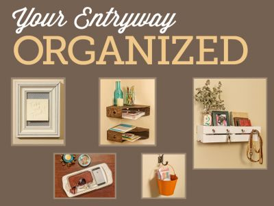 Make Entryway Impressions Count with 5 Simple and Stylish Ideas