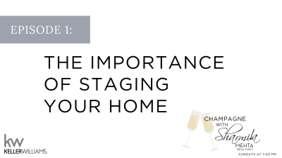 The Importance of Staging Your Home