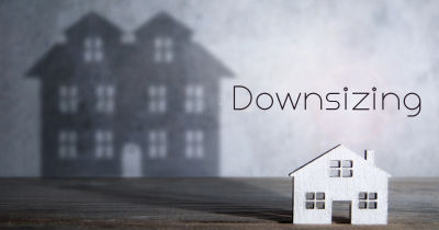 Downsizing is an Alternative