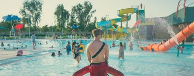 The Dog Days of Summer: Greater Cleveland's Best Waterparks
