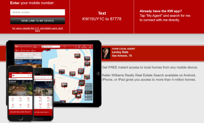 Searching Homes Made Easier!  Get Your Free Mobile App