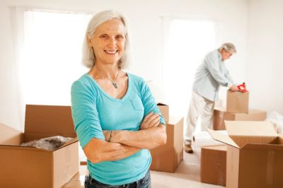 ​10 Downsizing Tips for Seniors