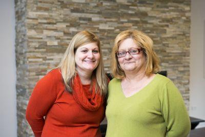 Jennifer Villafan & Sue Coriell