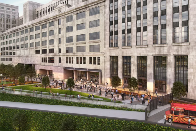 A New Life for the Old Chicago Post Office
