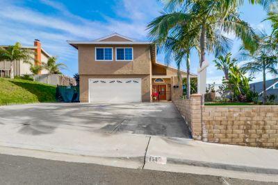 For Sale – 138 Rainier Ct., Chula Vista CA 91911