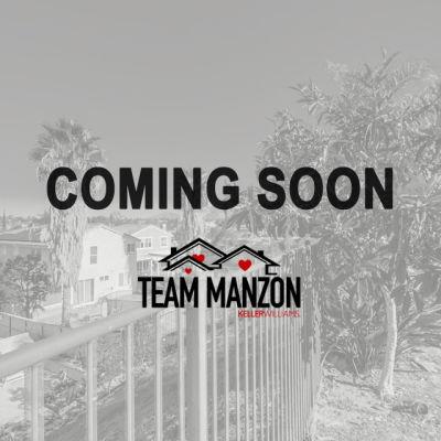 COMING SOON – 5836 Vista San Guadalupe