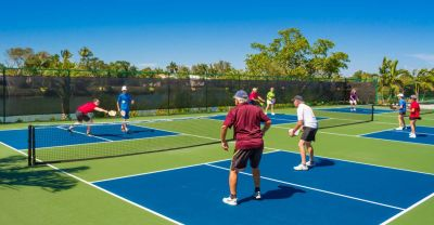 US OPEN PICKLEBALL ACADEMY CAMP AT SUNDIAL