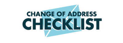 Get your ultimate change address checklist here!