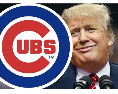 The Cubs Endorse Donald Trump?