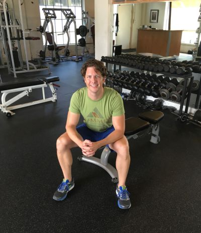 Using Personal Training to Help and Heal Others; A Community Corner Conversation with Chris Sokol-White