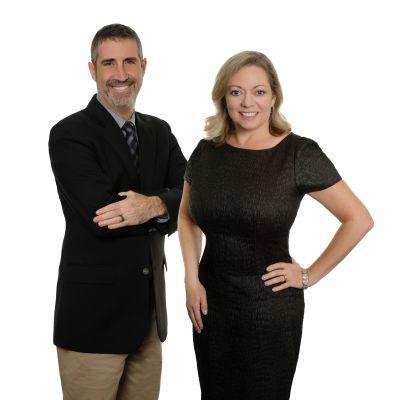 Melissa & Vinnie Borriello