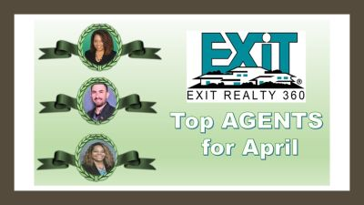 Tot Agents For April