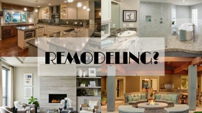 Remodeling? Find out what it might cost you!