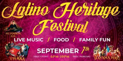 Get ready, the annual Desoto Latino Heritage Festival is coming!