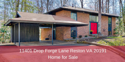 11401 Drop Forge Lane Reston VA 20191 | Home for Sale