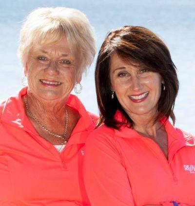Joy Carlson & Marci Segner