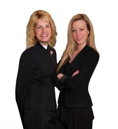 Tara Morrow and Linda Marlow