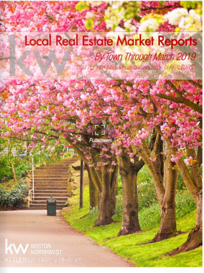 Local Real Estate Market Report For March 2019