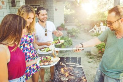 Find a Home with the Perfect Backyard BBQ Spot