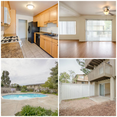 Attn Investors, FHA, & VA First Time Home Buyers! 4212 Vista Del Rio Way #7