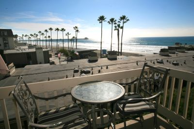 SOLD! Amazing Pacific Ocean and Oceanside Pier views- D200!