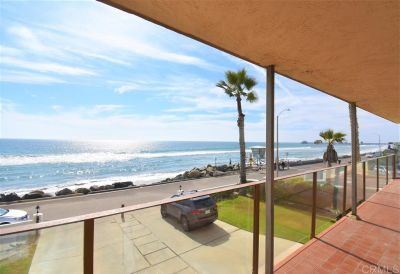 New Listing! 803 S. Pacific St. #1 OCEAN VIEWS