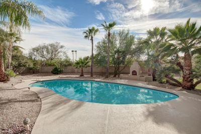 Cave Creek real estate-pools