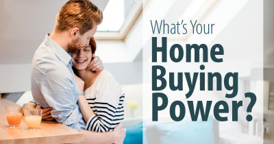 ​What's Your Home Buying Power?