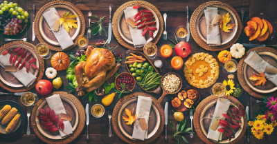 Tips to Host Thanksgiving Dinner