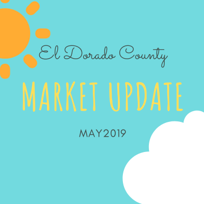 El Dorado County Market Update May 2019