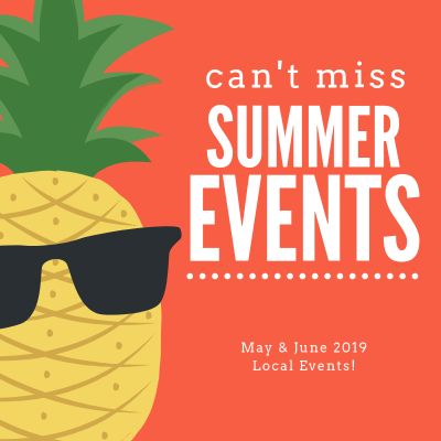 Can't Miss Summer Events!