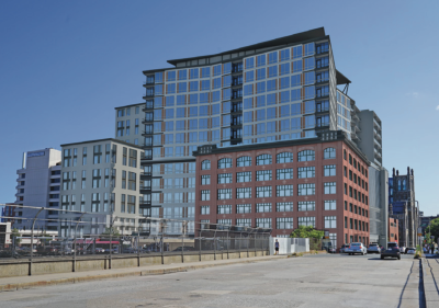 Introducing 112 Shawmut in Boston South End