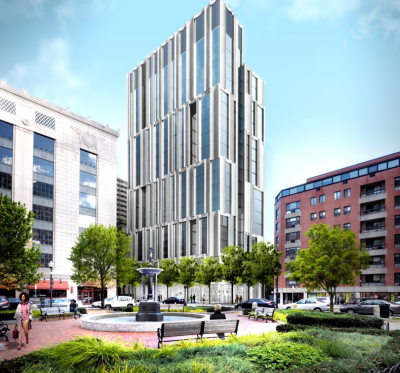 New Residential project at 212 Stuart Street