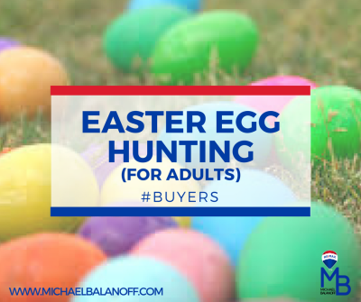 House Hunting: An Easter Egg Hunt For Adults