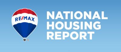 RE/MAX National Housing Report for April 2019