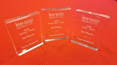 Team Endicott Wins Three Awards