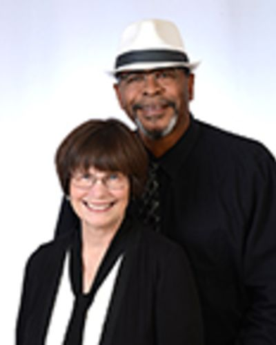 Diane Flicker and Anthony Trahan