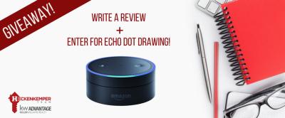 Team Reviews + Amazon Echo Dot Giveaway!