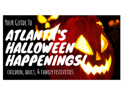 Your Guide to Atlanta's Halloween Happenings