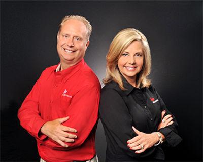 Kay & Mark Morgan