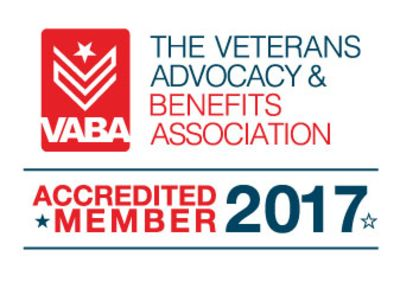 Proud members of the Veterans Advocacy&Benefits Association