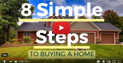 Buying a Home? 8 Simple Steps