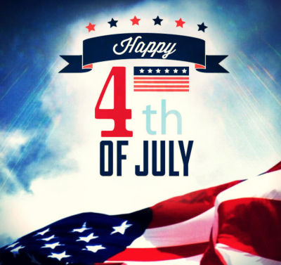 Have a Happy 4th of July!