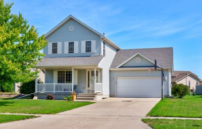 Just Listed! Open House this Sunday in North Ankeny!