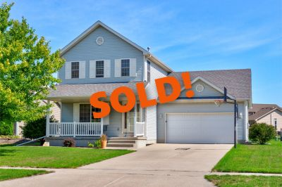 JUST SOLD in Ankeny!