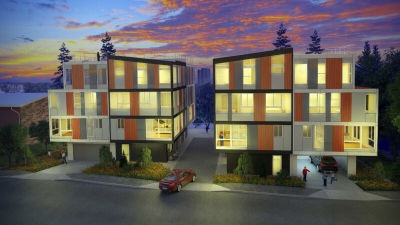 New Urban Condos coming to West Bellevue – Fall 2019