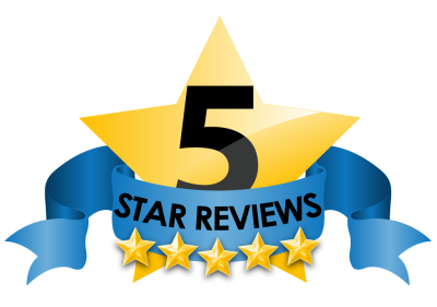 Proud to be a 5-Star Agent!