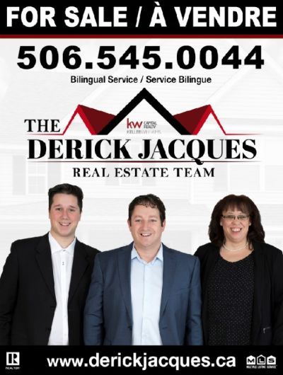 DERICK JACQUES REAL ESTATE TEAM